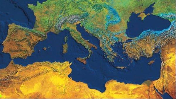 Cartina Fisica Mediterraneo.Il Clima Della Regione Mediterranea Tendenze Attuali E Cambiamenti Futuri La Conferenza Di Piero Lionello A Torino